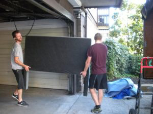 Furniture Moving Company in Kirribilli